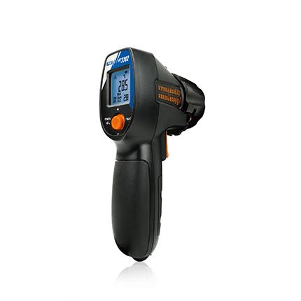 HT3302 Infrarot-Thermometer mit Doppellaserpointer und UV-Licht (12:1)