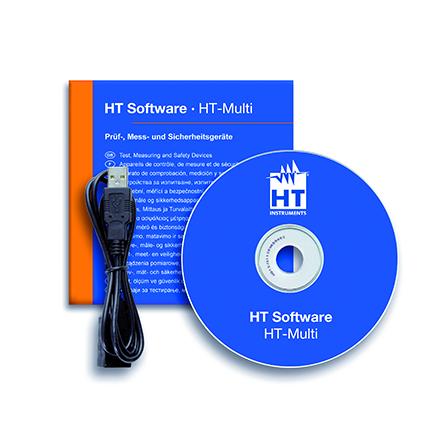 Protokollsoftware zu MultiTest HT700 ARC / RCD
