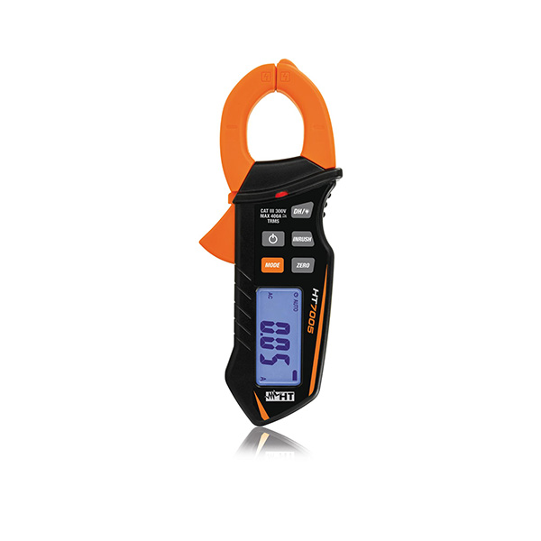 HT7005 Kompakte mini TRMS Stromzange mit 0.01 A bis 400 A AC