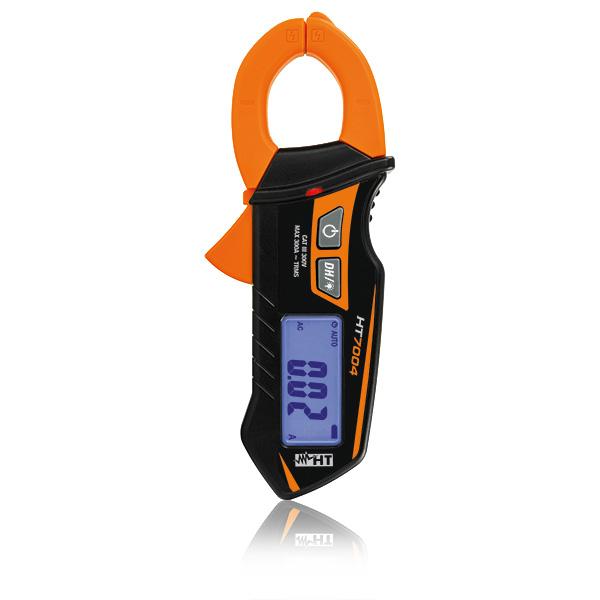 HT7004 Kompakte mini TRMS Stromzange mit 0.01 A bis 300 A AC