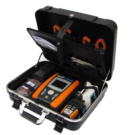 SOLAR300N  Kontroll- & Analysegerät