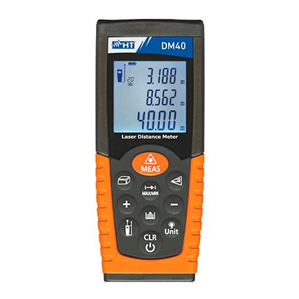 DM40 Professioneller Digitaler Laser-Entfernungsmesser