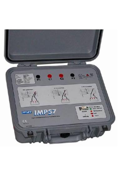 IMP57 Adapter für Impedanzmessung bis 80kA Kurzschlussstrom