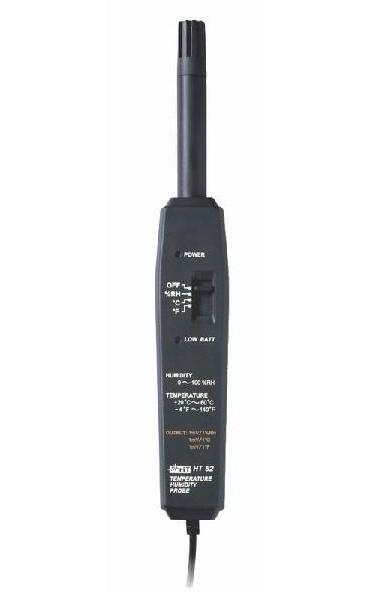 HT52/05 Adapter für Feuchte- und Temperaturmessung