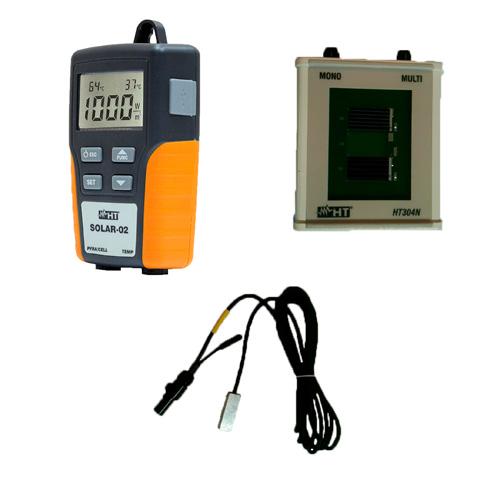KIT-PVC bestehend aus Solar-02 + HT304N + PT300N