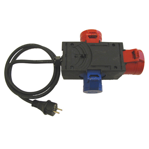 CEE Adapter 16/32A HT