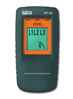 HT82 Drehfeldrichtungsmessgerät, digital