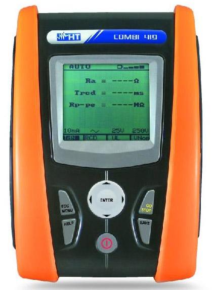 COMBI 419 VDE 0100 / VDE 0105 Multifunktionsgerät zur Überprüfung von elektrischen Anlagen