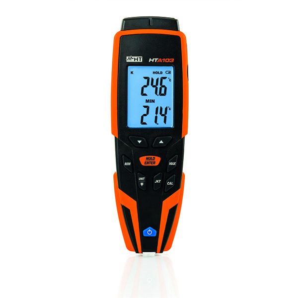 HTA103 Digitales Thermometer Typ J/K