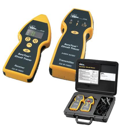 HV00955 Kabel- und Leitungsfinder mit Sender und Empfänger