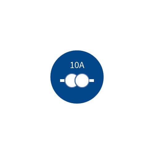 Option 10A Power 3P CL Zusatzmodul 10A Schutzleitermessung für HT-Power 0701-0702 3P CL