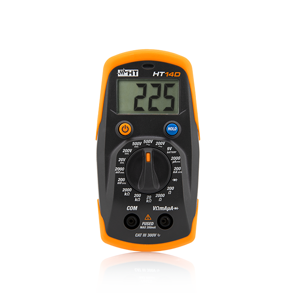 HT14D Mini Multimeter