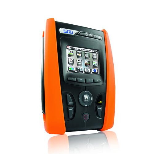 Combi G3 VDE 0100 Installationsprüfgerät mit Touchscreen, RCD Typ B Prüfung, WiFi, USB, Speicher