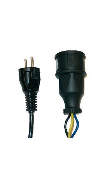 SP-3 ABL 1-Phasen Schuko-Adapter
