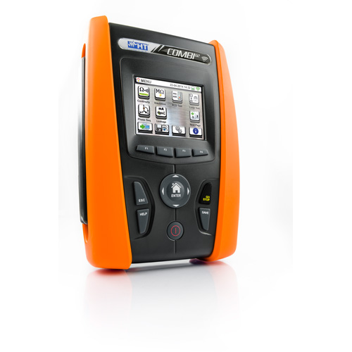 Combi G2 VDE 0100 Installationsprüfgerät mit Touchscreen