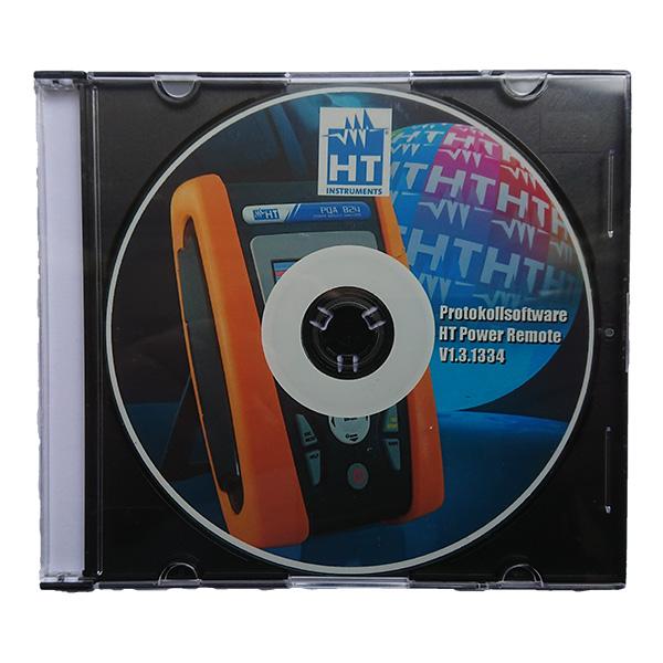 HT-Power Remote Protokollsoftware